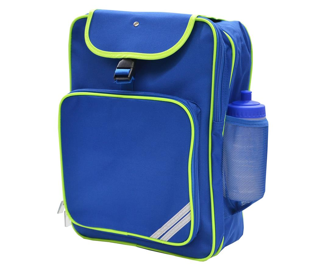 HI-VIZ JUNIOR BACKPACK