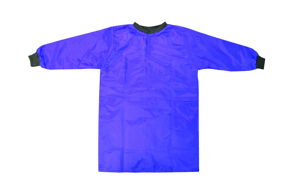 ECONOMY PAINTING SMOCK - ROYAL