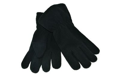 FLEECE GLOVES - NAVY