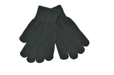 STRETCH GLOVES - GREY