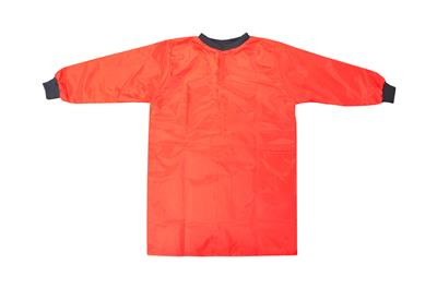 ECONOMY PAINTING SMOCK RED